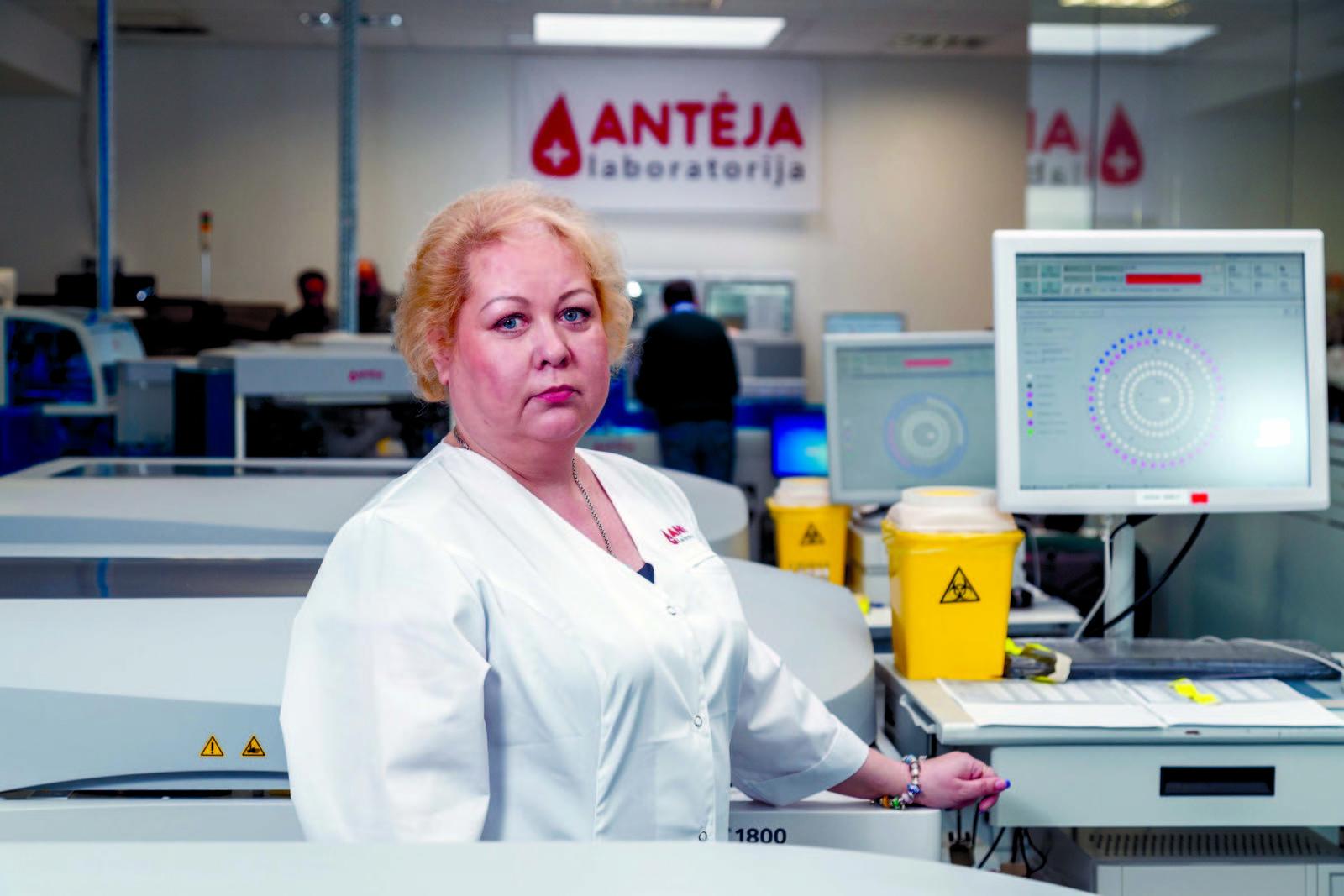 hipertenzijos tyrimas ligoninėje