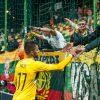 Lietuvos futbolininkai verčia naują lapą
