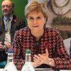 """Škotijos premjerė griežtai kritikuoja """"Brexit"""" sutarties projektą"""