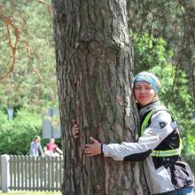 Kačerginėje apsilankė beveik 200 kultūrinio ralio dalyvių