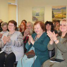 Kačerginės bendruomenę džiugino iškilūs svečiai