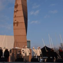 Marijampolė paskelbė Lietuvos kultūros sostinės programos pradžią