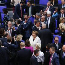 A. Merkel vadovaus Vokietijai jau ketvirtą kadenciją