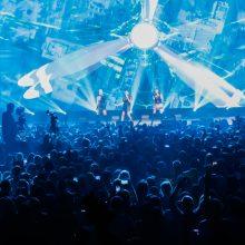 """Jubiliejiniame koncerte grupė """"Man-go"""" susprogdino tikrą muzikos bombą"""