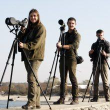 Vakarų Lietuvoje dūzgia Paukščių stebėtojų ralis