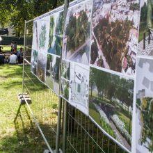 Vilniaus valdžios pažadas dėl Reformatų skvero liko neištesėtas