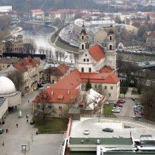 Vilniaus centre vietoj planetariumo įsikurs jaunimo mokslo centras