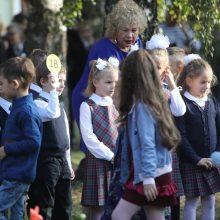 Savivaldybė: prailgintas grupes jau turi beveik pusė sostinės mokyklų