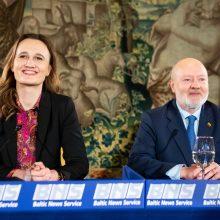 Seimo opozicinės frakcijos sutarė dėl lyderio