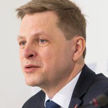 R. Šimašius pradeda derybos dėl valdančiosios koalicijos