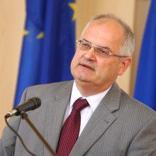 VGTU rektorius bylinėjasi dėl jam mestų kaltinimų