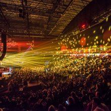 """Vilniaus """"Siemens"""" arena nusitaikė į naują renginių segmentą"""