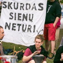 S. Skvernelis: kultūros darbuotojų protestams nėra pagrindo