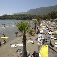 Turkijoje šiemet atostogavo beveik 200 tūkst. lietuvių