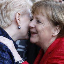 D. Grybauskaitei – paskutinis vokiškas reveransas