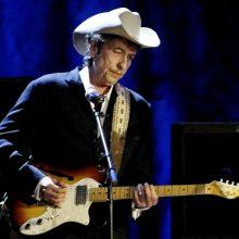 B. Dylano gitara aukcione parduota už 187 tūkst. dolerių