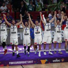 Istorinis triumfas: Slovėnija pirmą kartą tapo Europos čempione