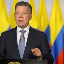 Kolumbija pirmoji iš Lotynų Amerikos šalių taps NATO partnere