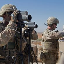 Sirijoje per išpuolį žuvo keturi amerikiečiai, tarp jų – du kariai