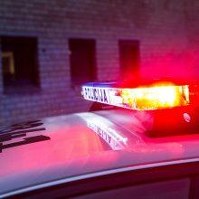Prie sudegusio garažo Vilniuje rastas vyro lavonas sužalota galva