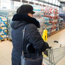 Tyrimas: prieš šventes pigiausi produktai šiemet kainuoja mažiau