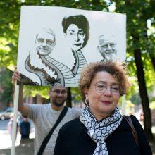 Teismas nusprendė: žydų bendruomenės pirmininkė perrinkta teisėtai