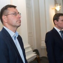 """MG Baltic"" byla: vaizdo įraše – G. Steponavičiaus ir R. Kurlianskio pietūs"
