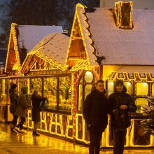 Vilnius laukia Kalėdų stebuklo – po dviejų savaičių įžiebs miesto eglę