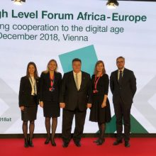 L. Linkevičius: Lietuva gali pasiūlyti Afrikai inovatyvius sprendimus