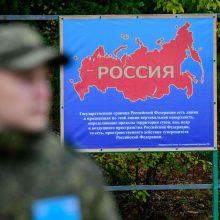 Ginklų kontrolės inspektoriai tikrina karinę brigadą Kaliningrade