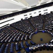Kitą savaitę prasidės kandidatų į Europos Parlamentą dokumentų pateikimas