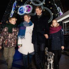 Vilniaus eglė vėl karaliavo gražiausių pasaulyje kalėdinių puošmenų topuose