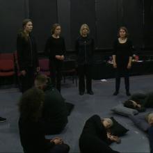 """""""Pojūčių teatras"""" žiūrovus kviečia kolektyviniam sapnui"""