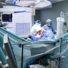 Didžiųjų šalies ligoninių vadovai nepanikuoja