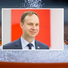 Ministras susitarė su gamintojais, cukraus mokestį atšaukia