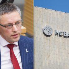 """Teismas: V. Bakas padarė žalą """"MG Baltic"""" reputacijai"""