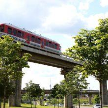 Keisis traukinių tvarkaraščiai: ypač aktualu važinėjantiems Vilnius-Kaunas
