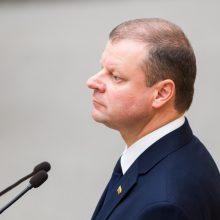 Politologai: santykių su Rusija tema – S. Skvernelio rinkimų tekstų pradžia