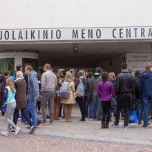 Šiuolaikinio meno centre – L. Gillicko ir A. Bumšteino parodos