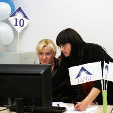 Už buvusias Darbo partijos patalpas Vilnius gavo 1,5 mln. eurų
