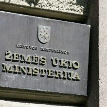 Ministerijos perkėlimą į Kauną kritikuoja ir kai kurie ūkininkai