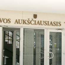 Kyšio iš kredito unijos reikalavęs V. Aleksiukas lieka nuteistas