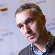 Iš Liberalų sąjūdžio vadovybės atsistatydino P. Auštrevičius, V. Gailius