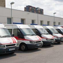 Vilniuje susidūrus šešiems automobiliams, vienas žmogus žuvo, nukentėjo 8 asmenys
