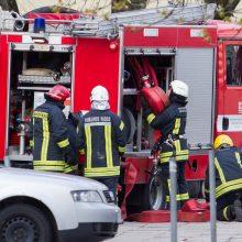 Gyventojų nuomonė nekinta: patikimiausi šalyje – ugniagesiai