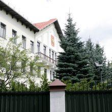 Skveras prie Rusijos ambasados gaus B. Nemcovo vardą?
