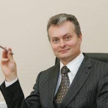 Tarp svarstomų kandidatų į prezidentus į priekį išsiveržė G. Nausėda