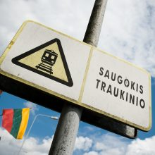 Trakų rajone keleivinis traukinys užmušė žmogų