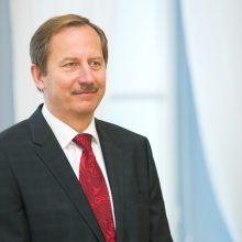 S. Skvernelis paskyrė patarėją D. Matulionį Vyriausybės vicekancleriu