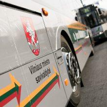 Nuo gegužės 13-osios keičiami dalies autobusų maršrutų tvarkaraščiai